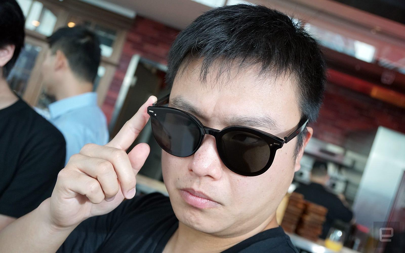 Huawei x Gentle Monster eyewear