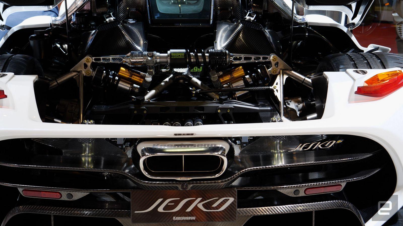 Koenigsegg Jesko