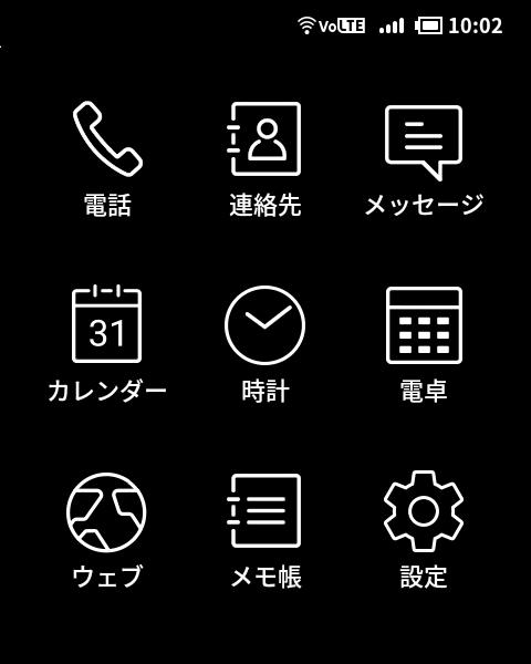 Cardphone KY-01L