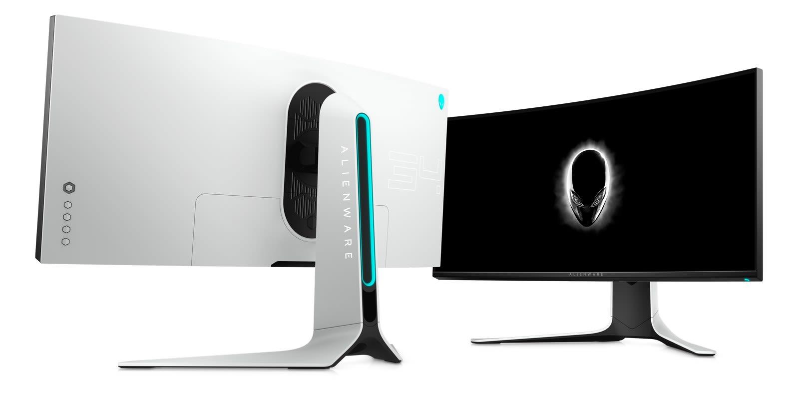 Alienware gaming monitors