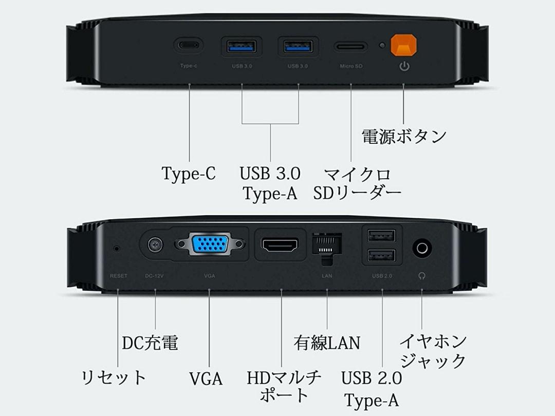 CHUWI Mini PC HeroBox