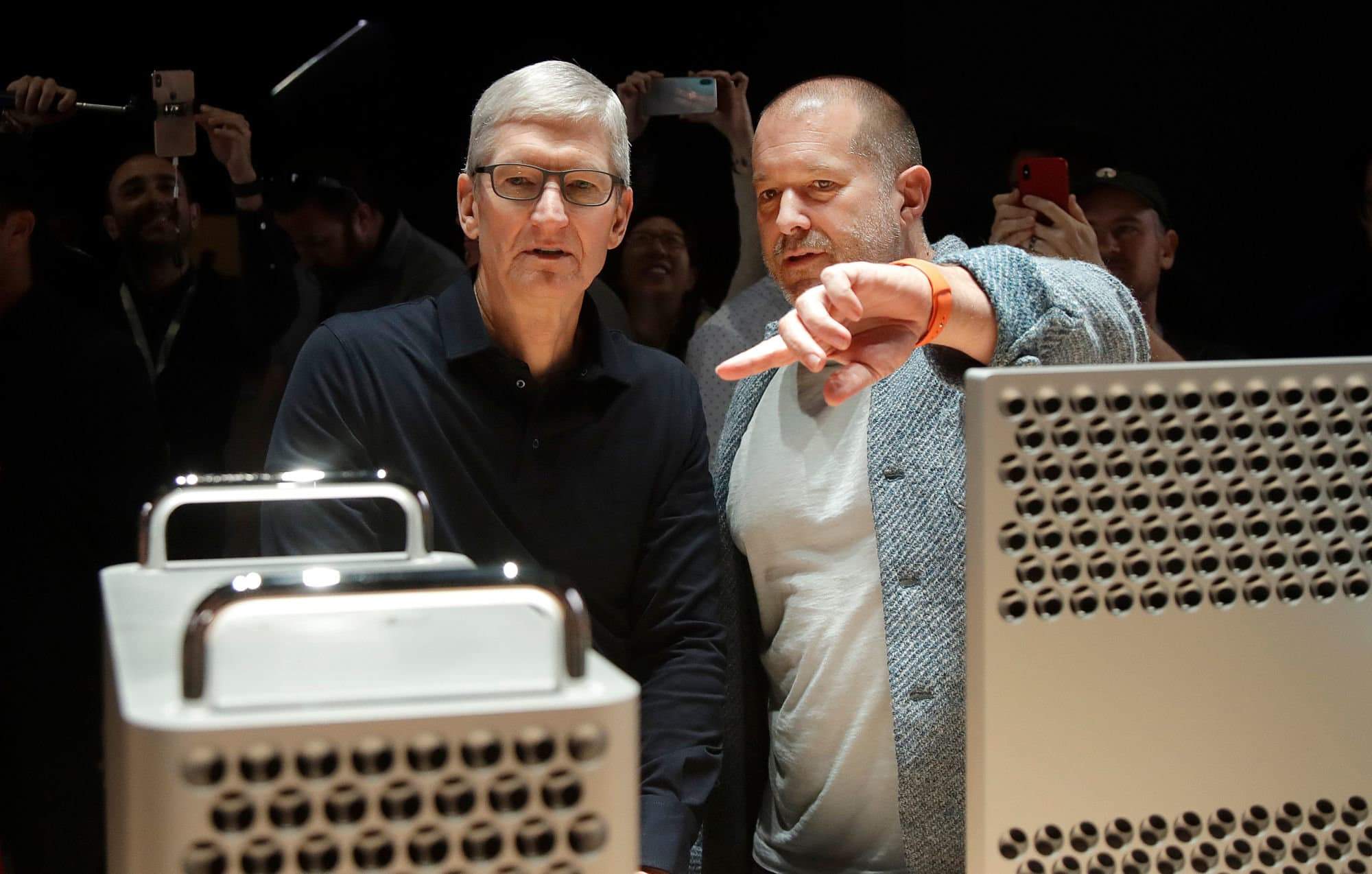 Apple Jony Ive Leaving