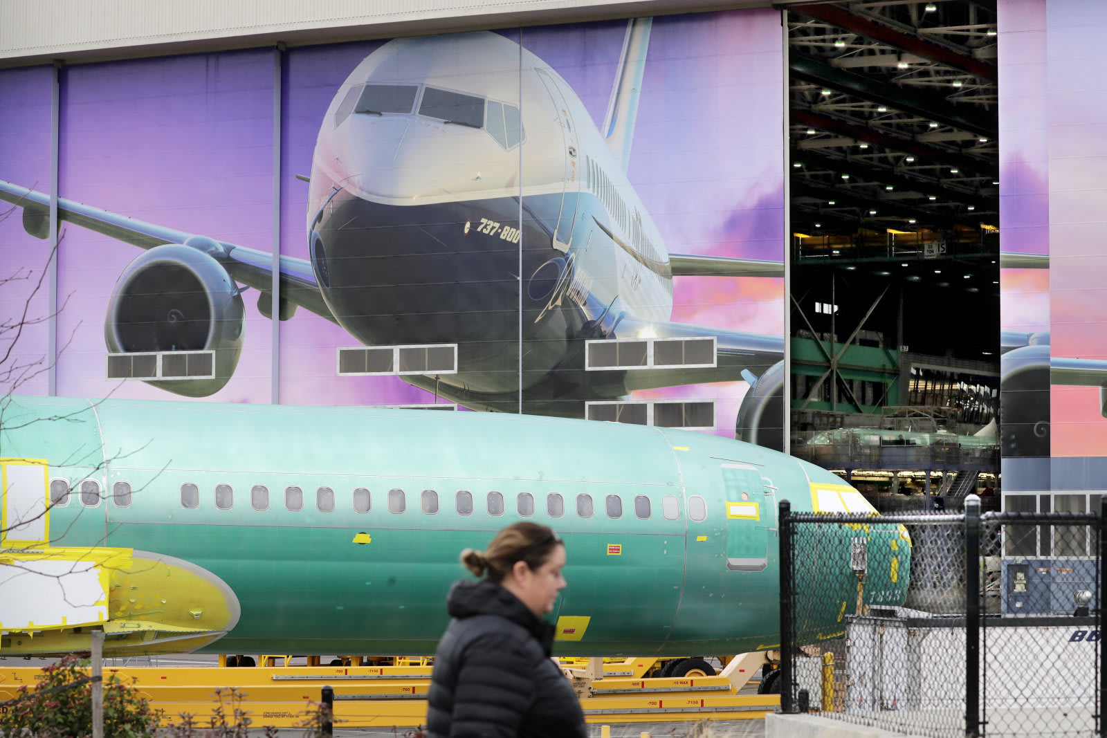Boeing 737 Max Production
