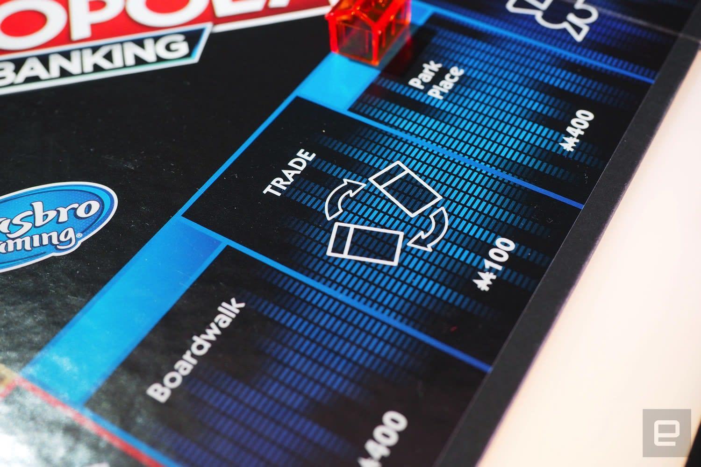 Kartenleser defekt banking monopoly Monopoly Banking