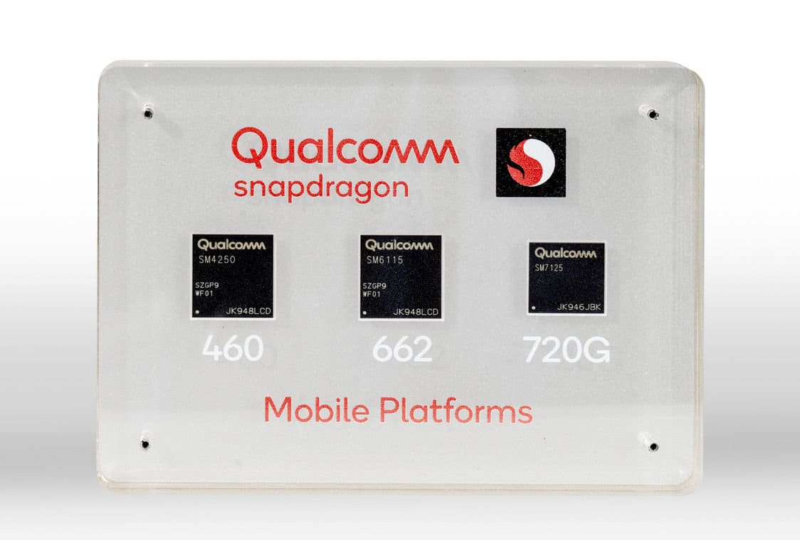 Qualcomm SD720/662/460