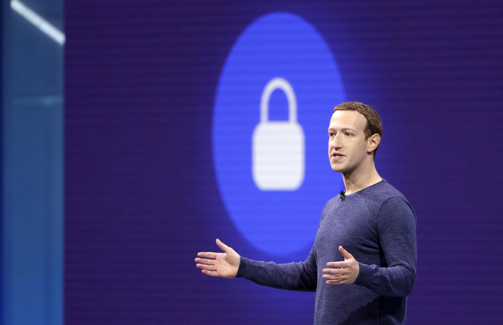 Facebook Privacy Vision