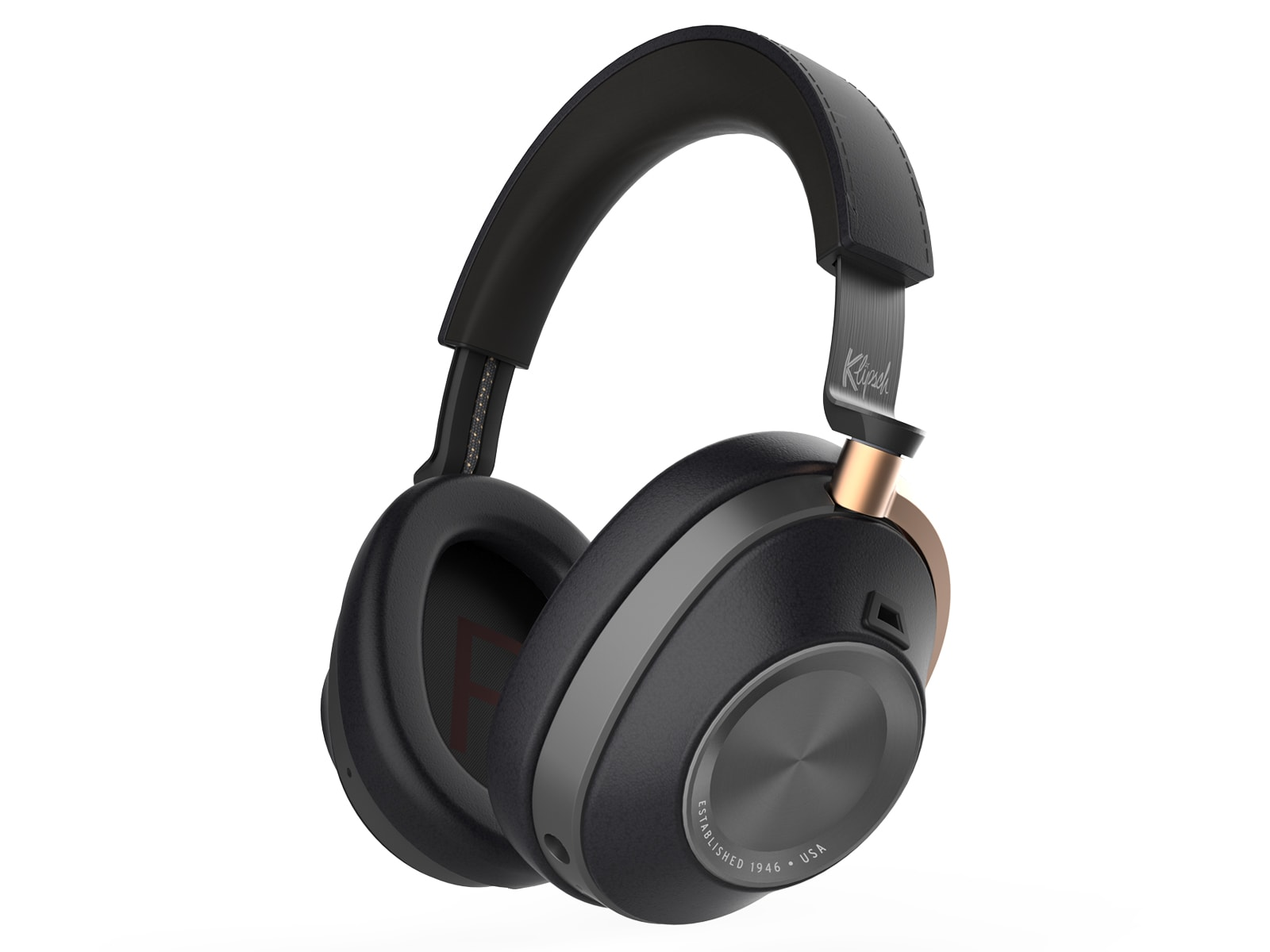 Klipsch over-ear noise cancelling headphones