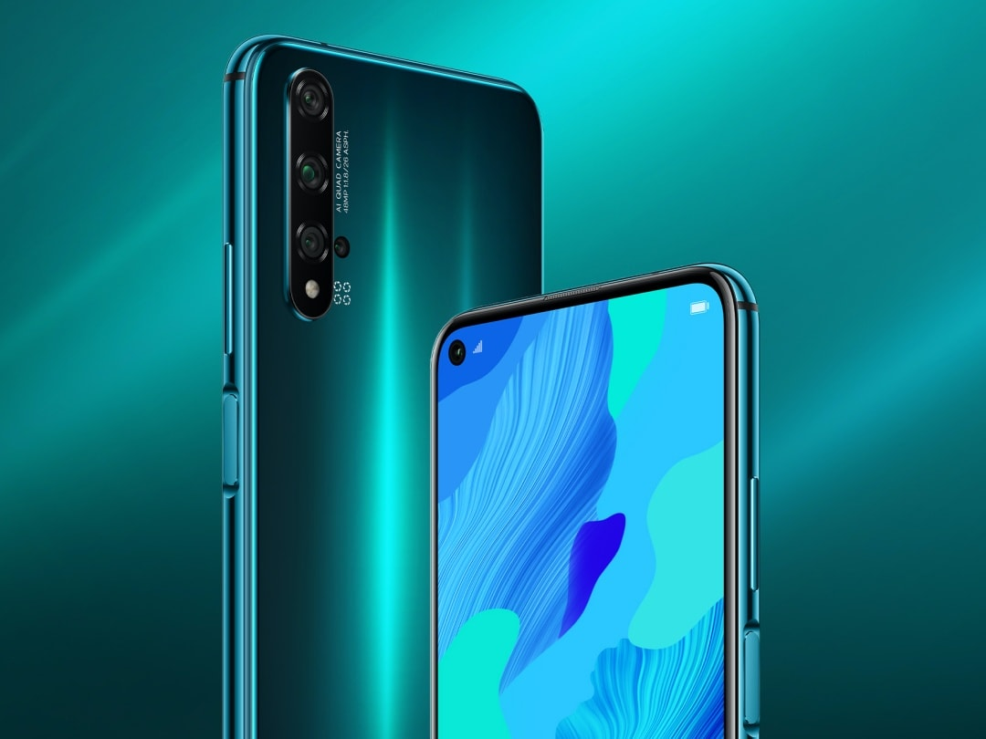 Huawei nova5t newcolor