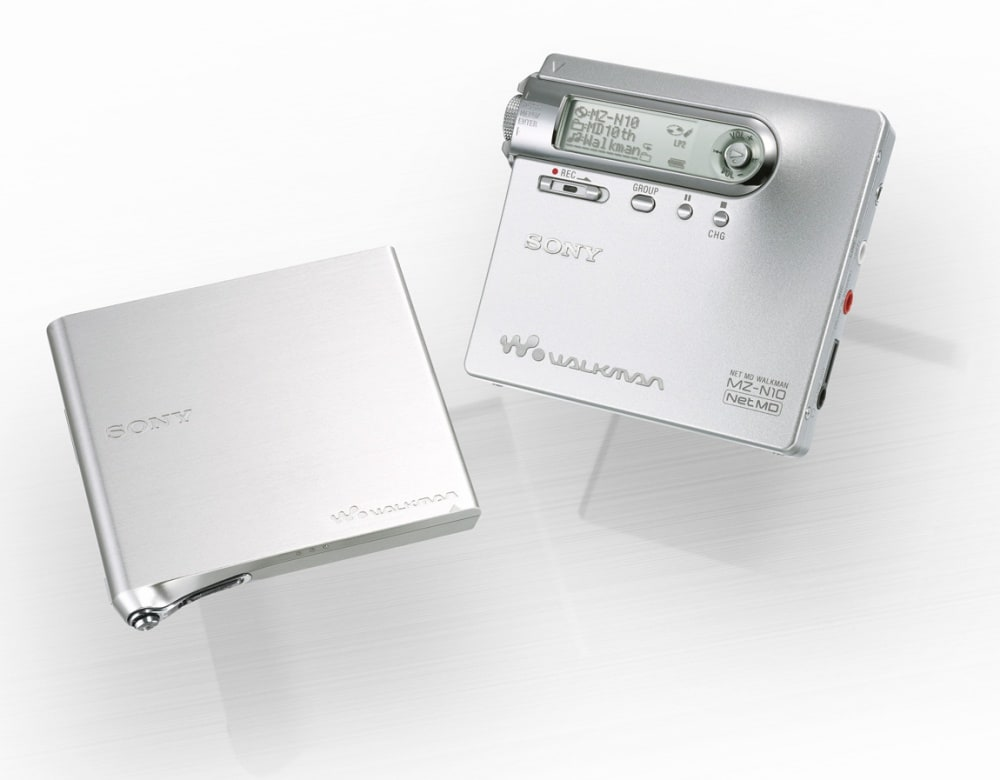 MZ-N10 and MZ-E10