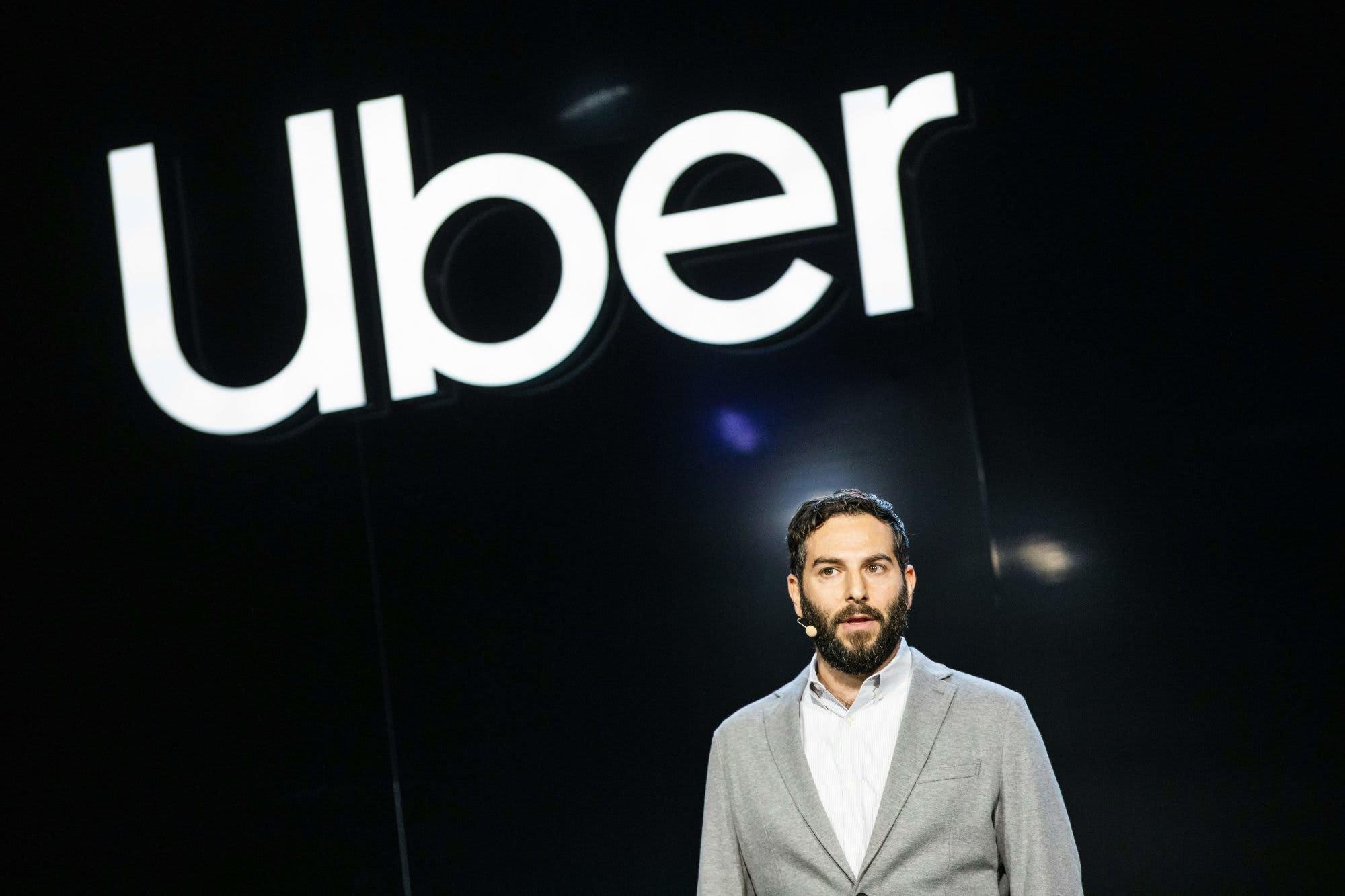 Uber Audio Record Test