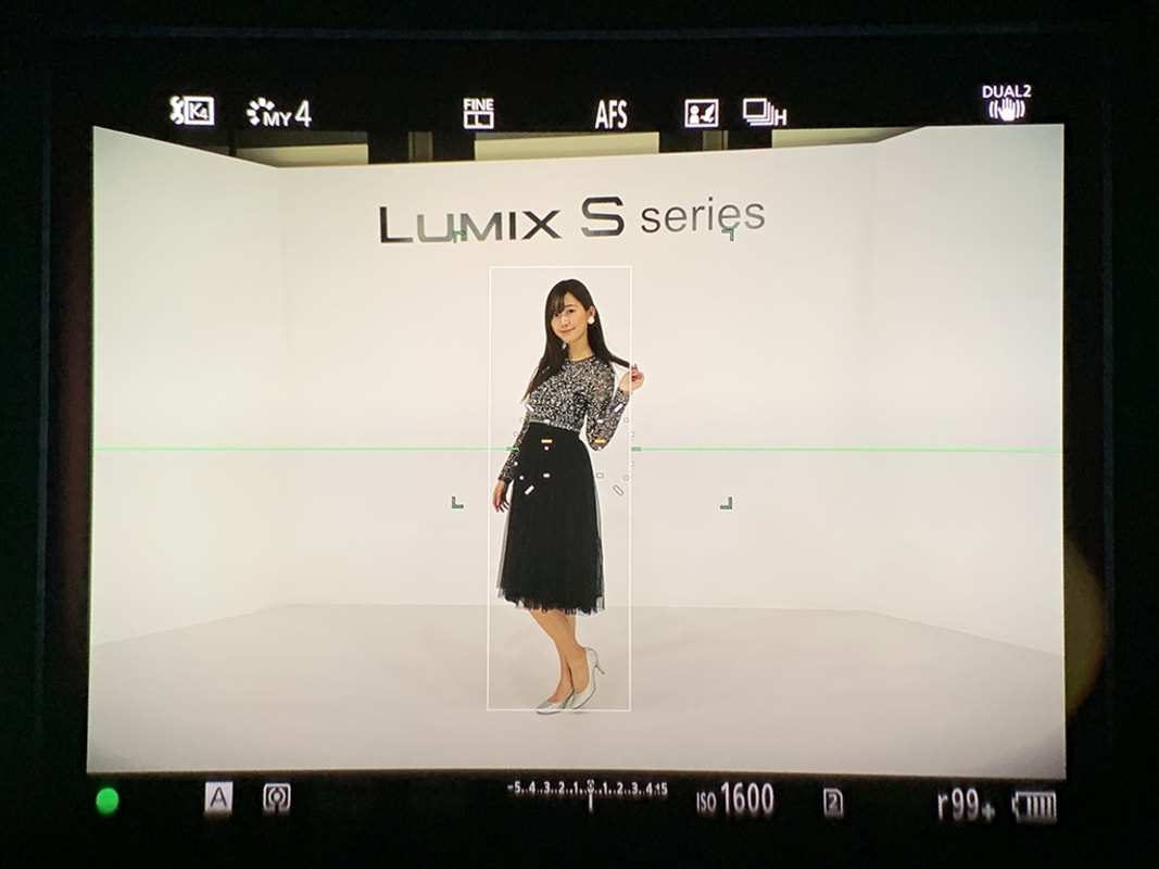 LUMIX S1/S1R