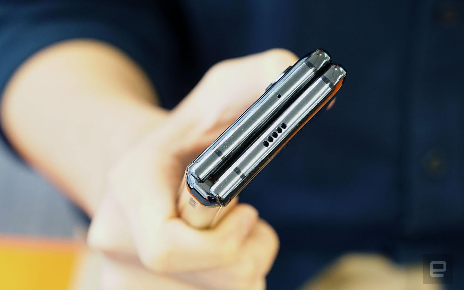 Samsung Galaxy Fold 評測