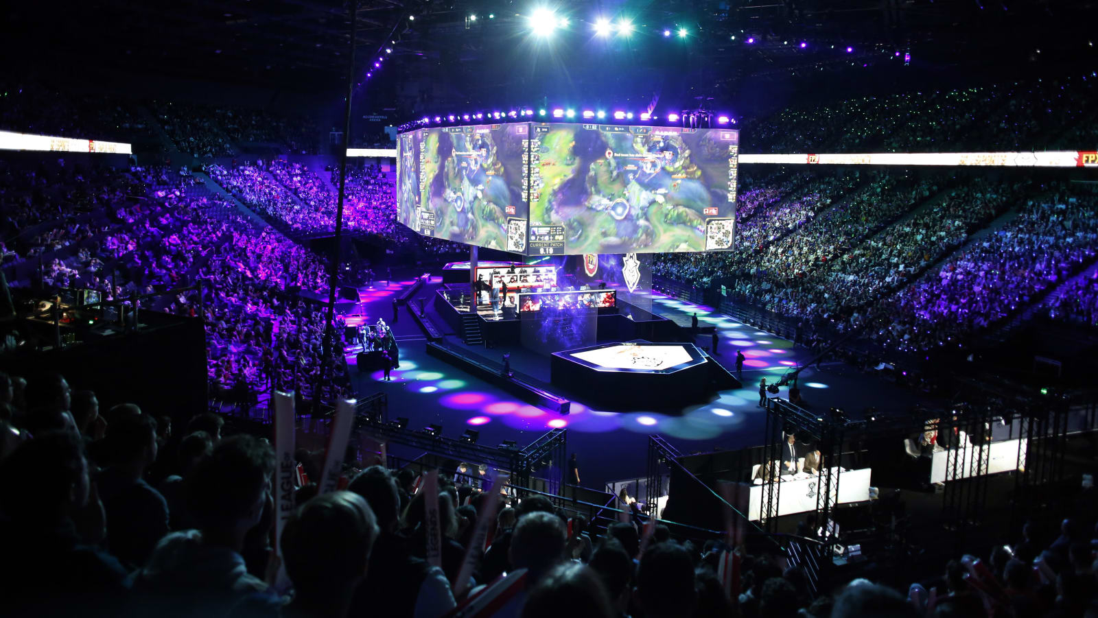 France League of Legends Finals