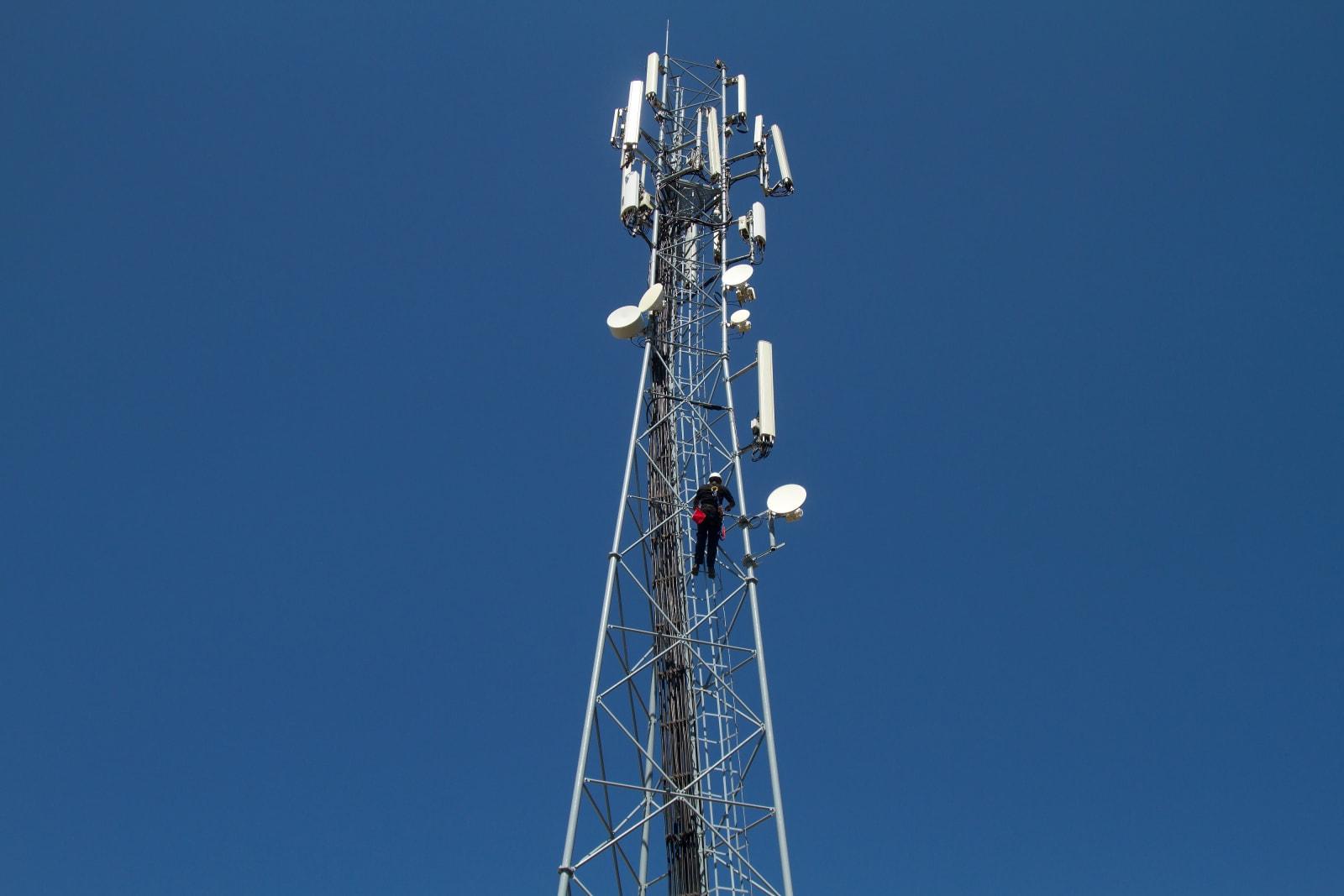 MTN Group Ltd. Cellular Phone Mast Maintenance