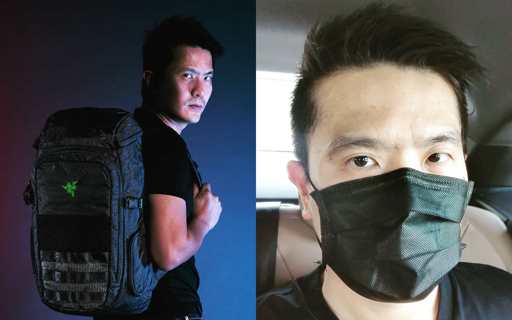 Razer CEO Min-liang Tan