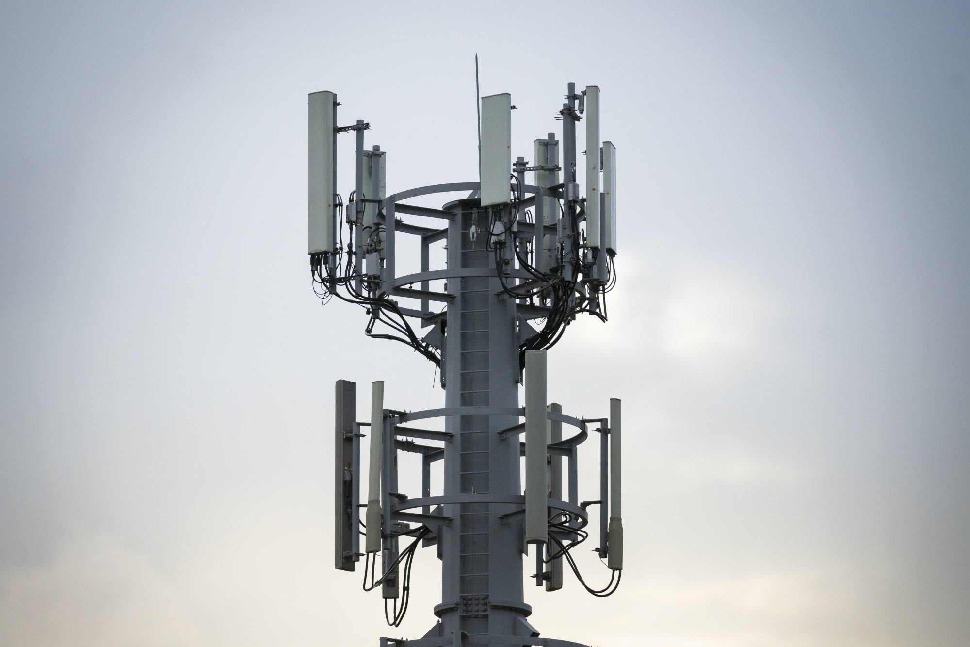 Cell tower. Matthew Horwood via Getty Images