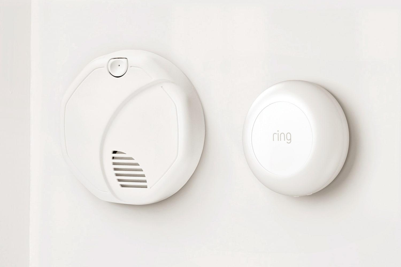 Ring Smoke and CO alarm