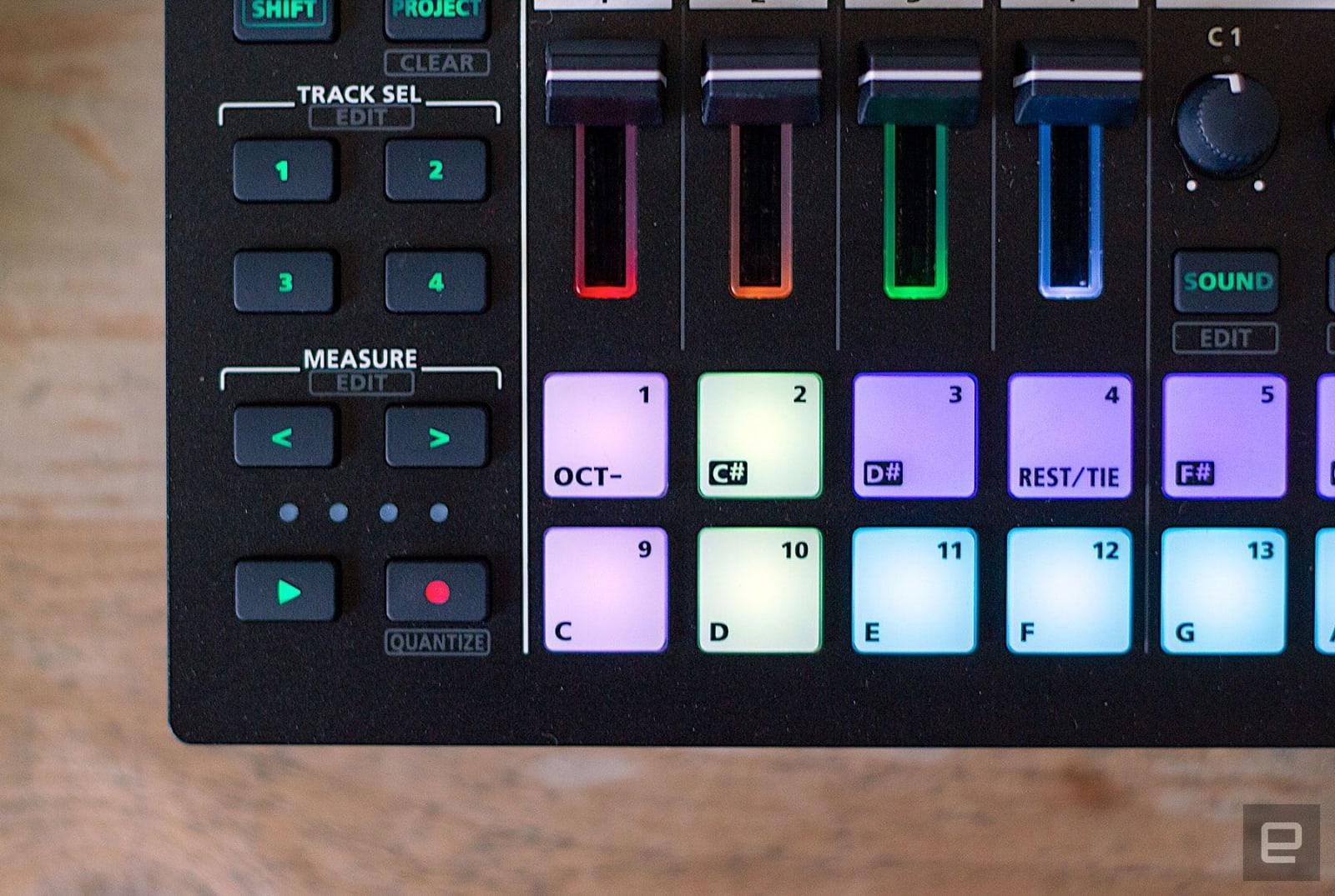 Roland MC101 review