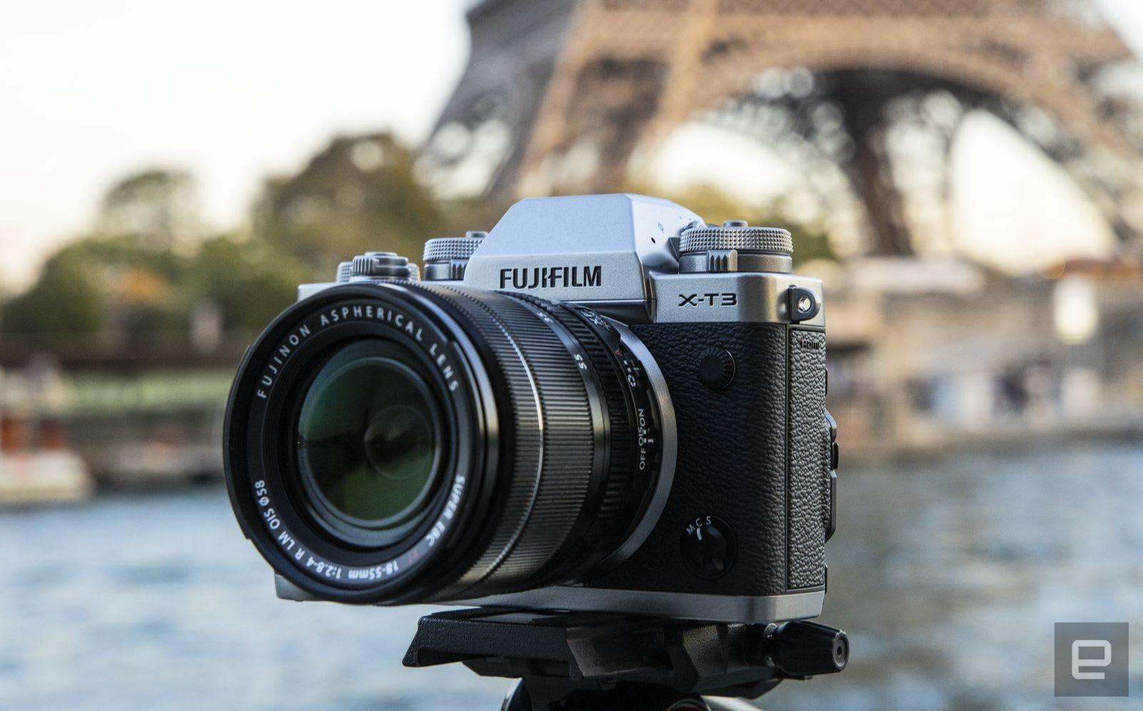 Fujifilim X-T3 camera year in review