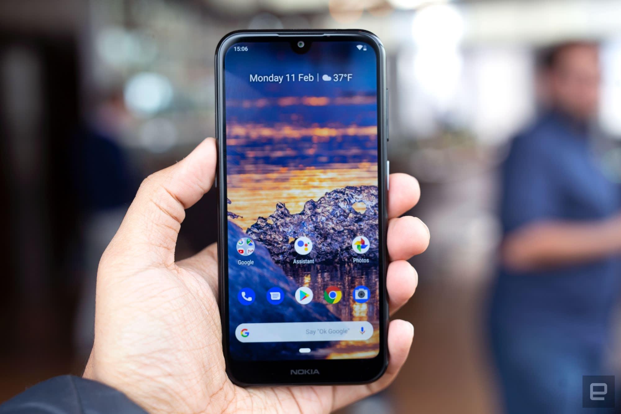 Nokia's MWC 2019 phones