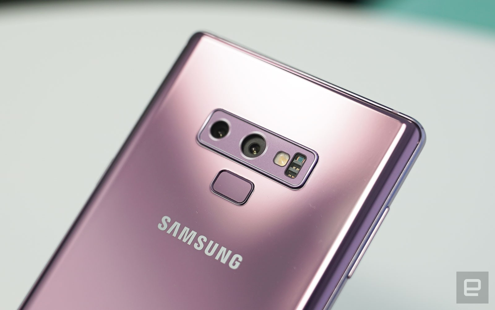 Samsung Galaxy Note 9 评测