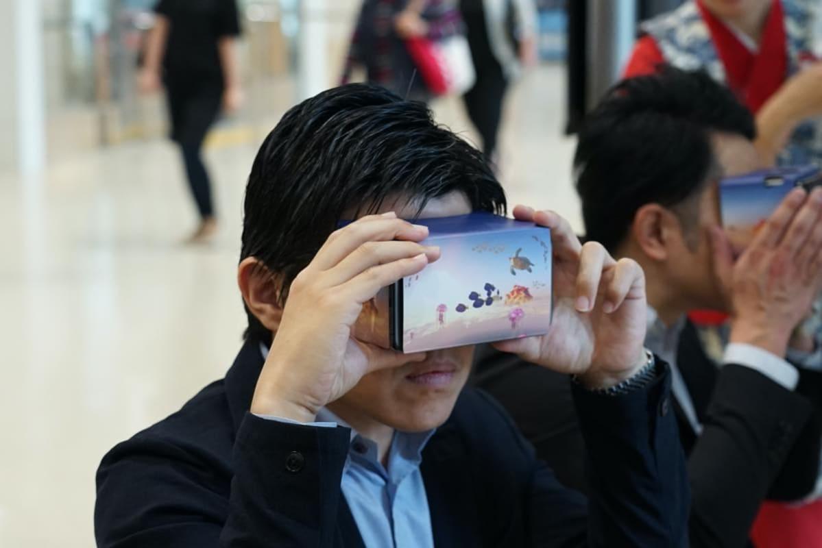 首里城VR