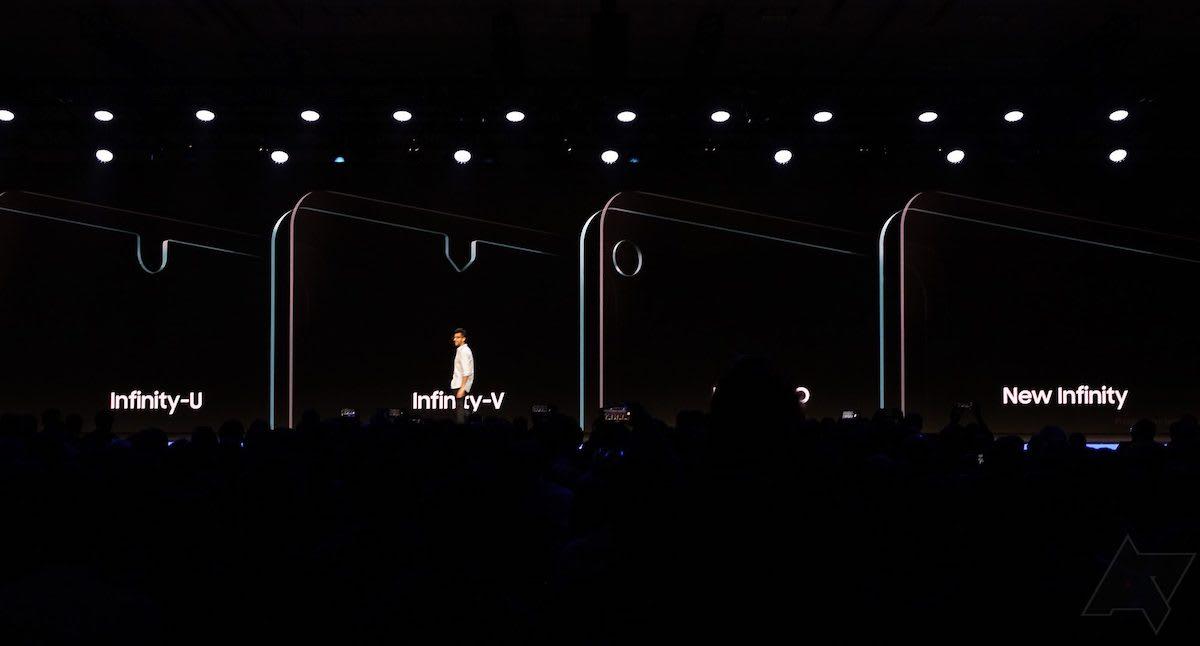 Samsung notch