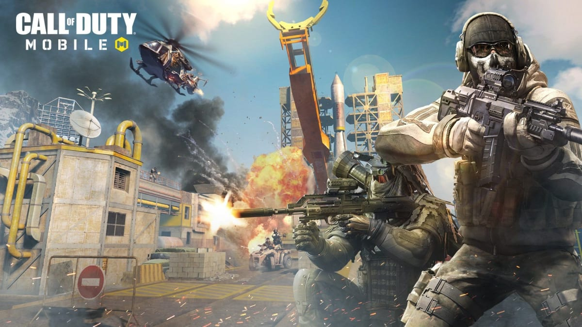 Call of Duty:Mobile」の配信日が10月1日に決定。100人参加のバトロワ ...