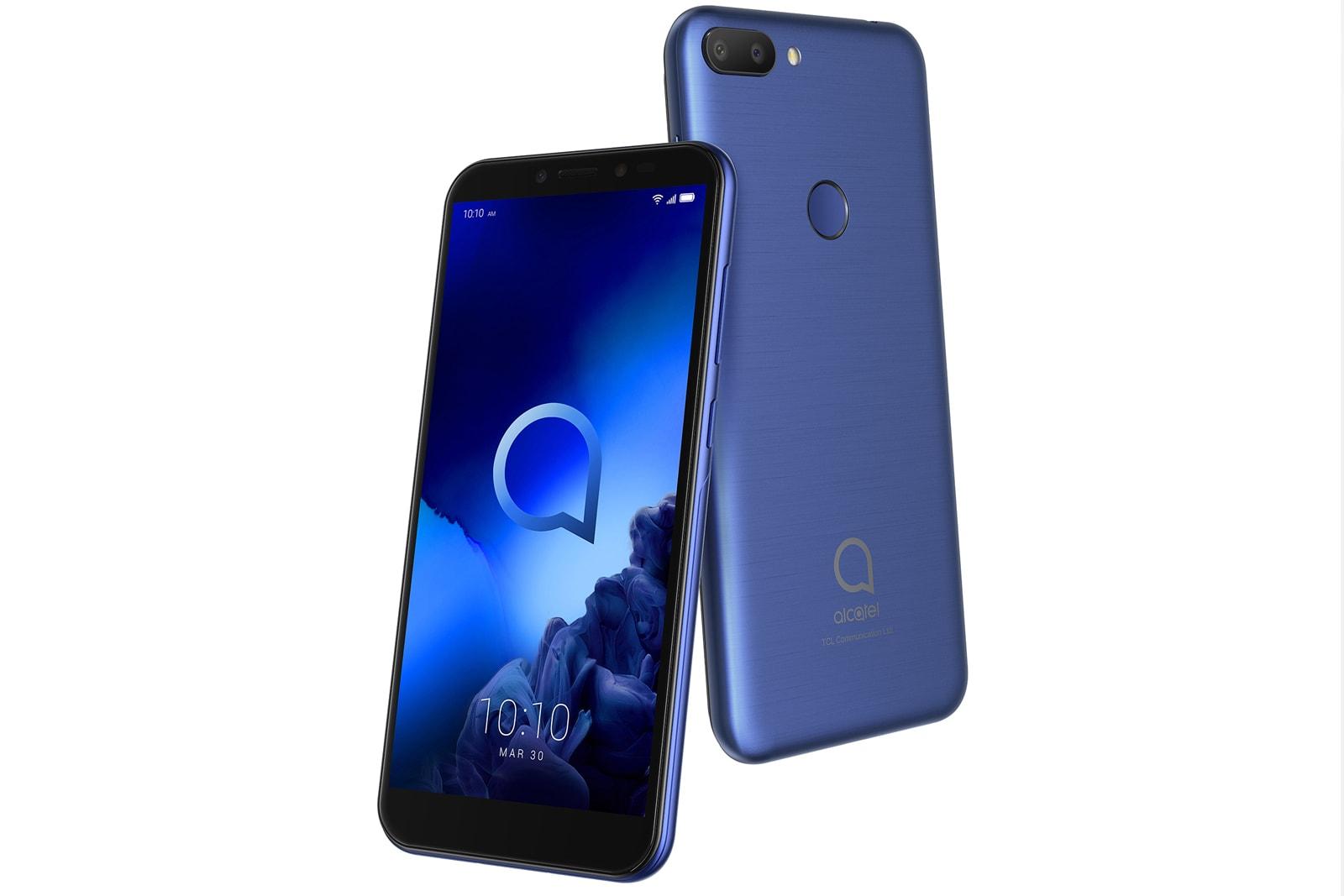 Alcatel 1S smart phone
