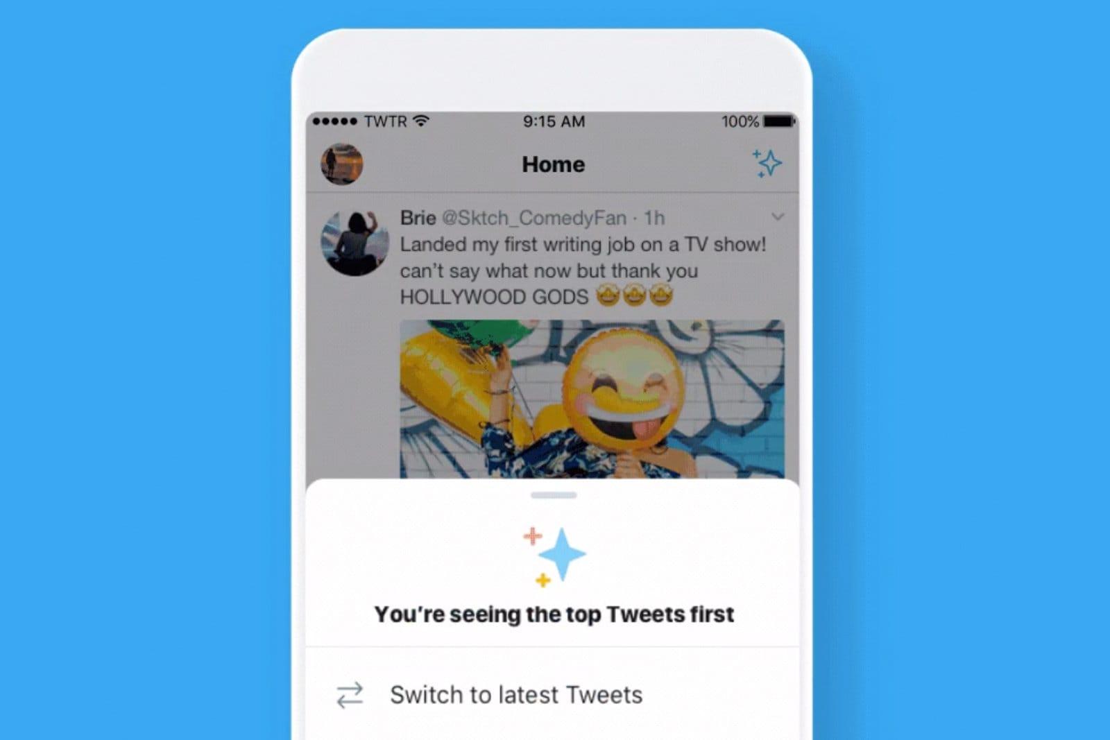 Twitter Top Tweet