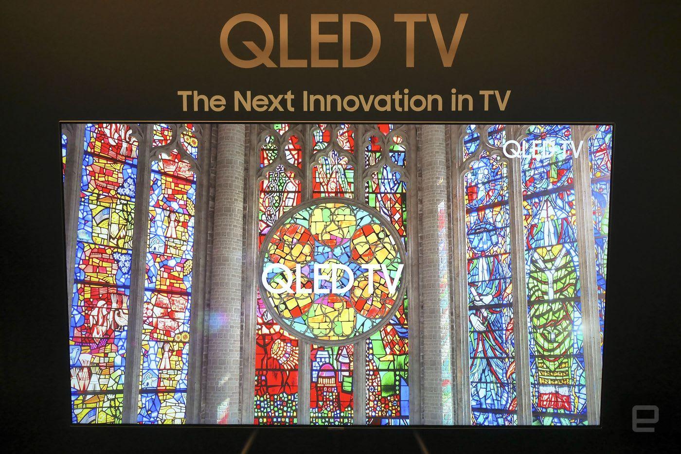 三星在台發表 2017 新系列 QLED 電視