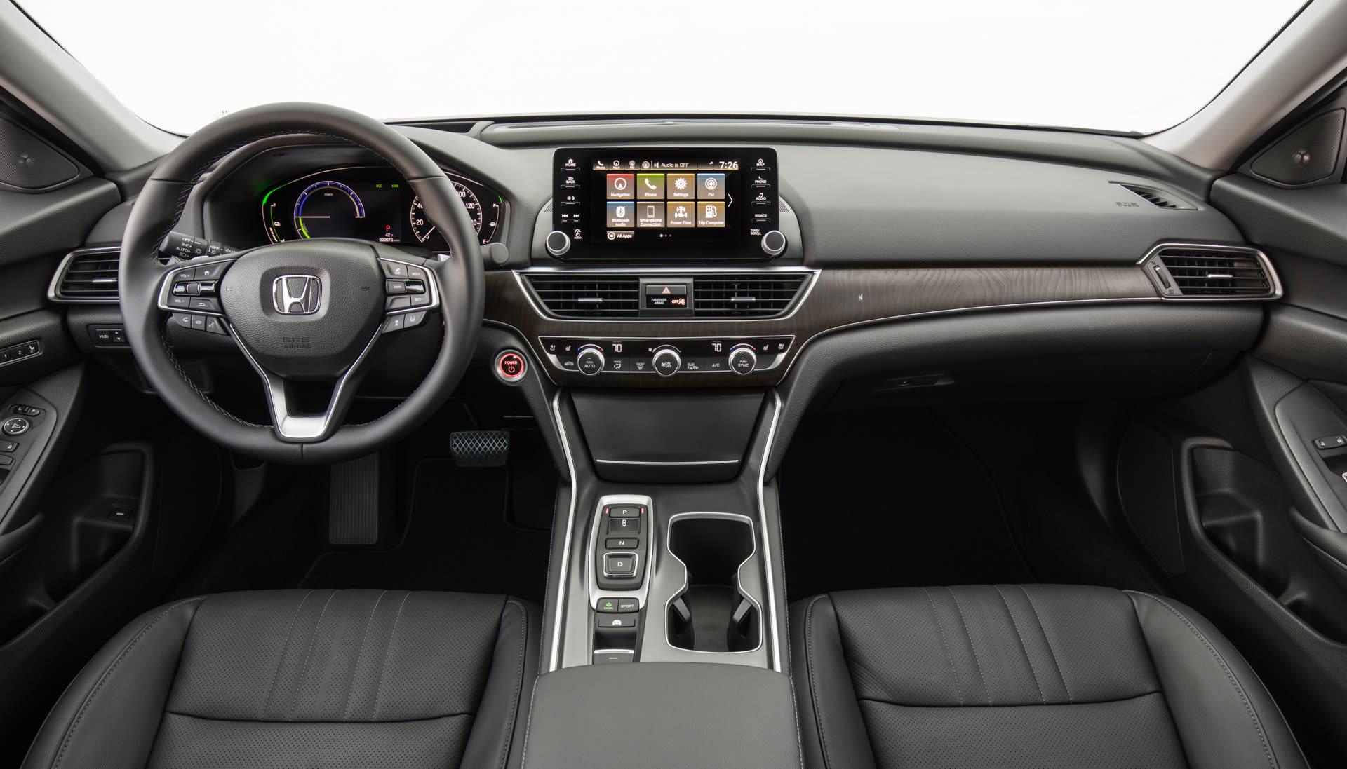 2020 Honda Accord first drive