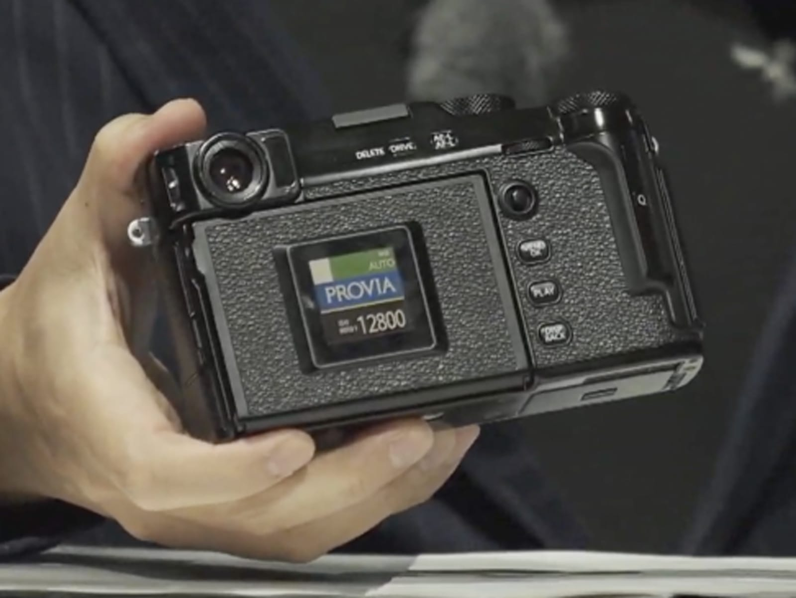 X-Pro3 film simulation