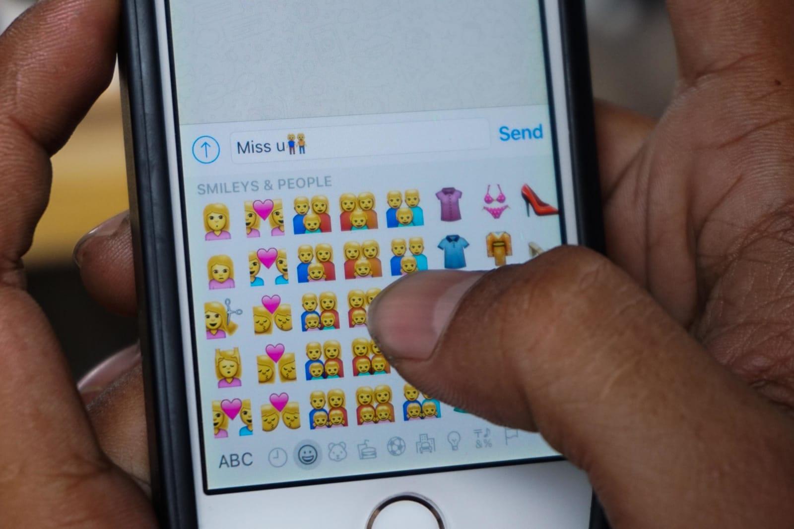 Indonesia Bans 'LGBT' Emoji On Messaging Apps