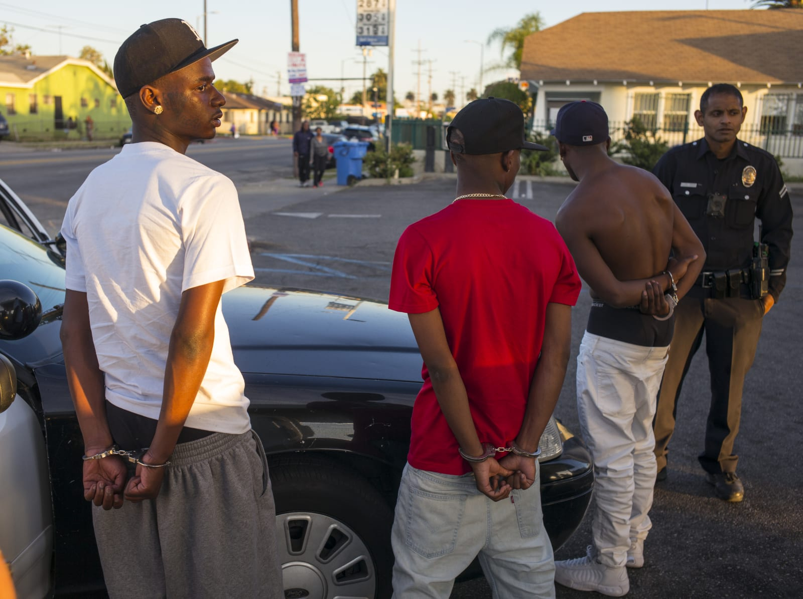 LAPD's 77th Division Gang Unit