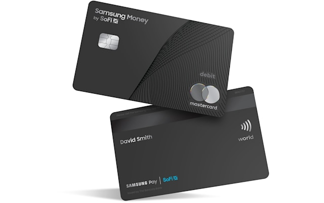 Samsung Money debit card