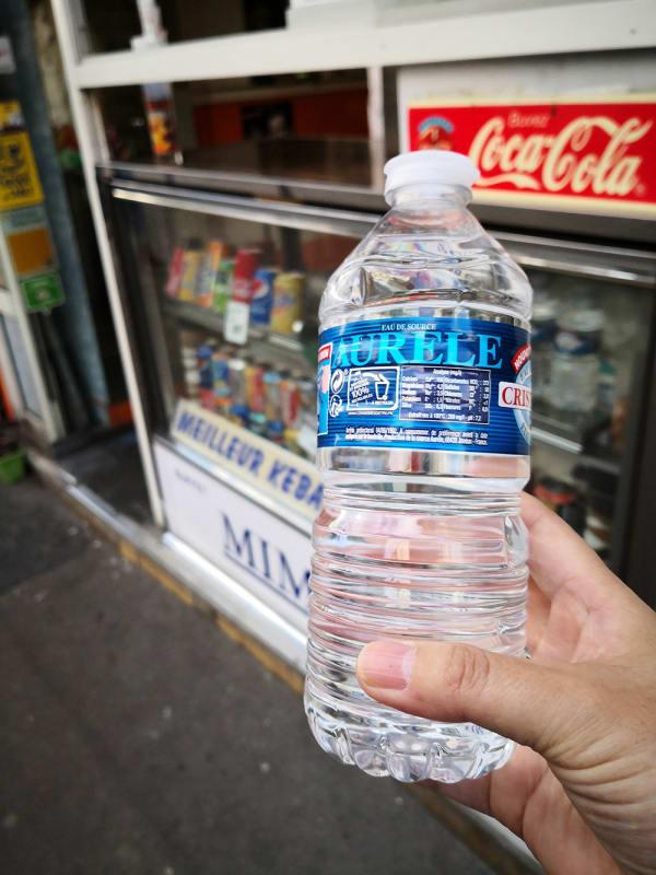 こちらのお水が買えました!