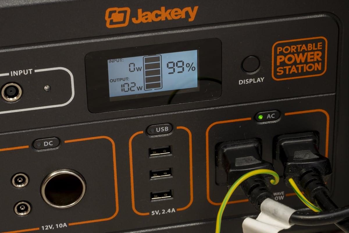 Jackery Portable Power 700
