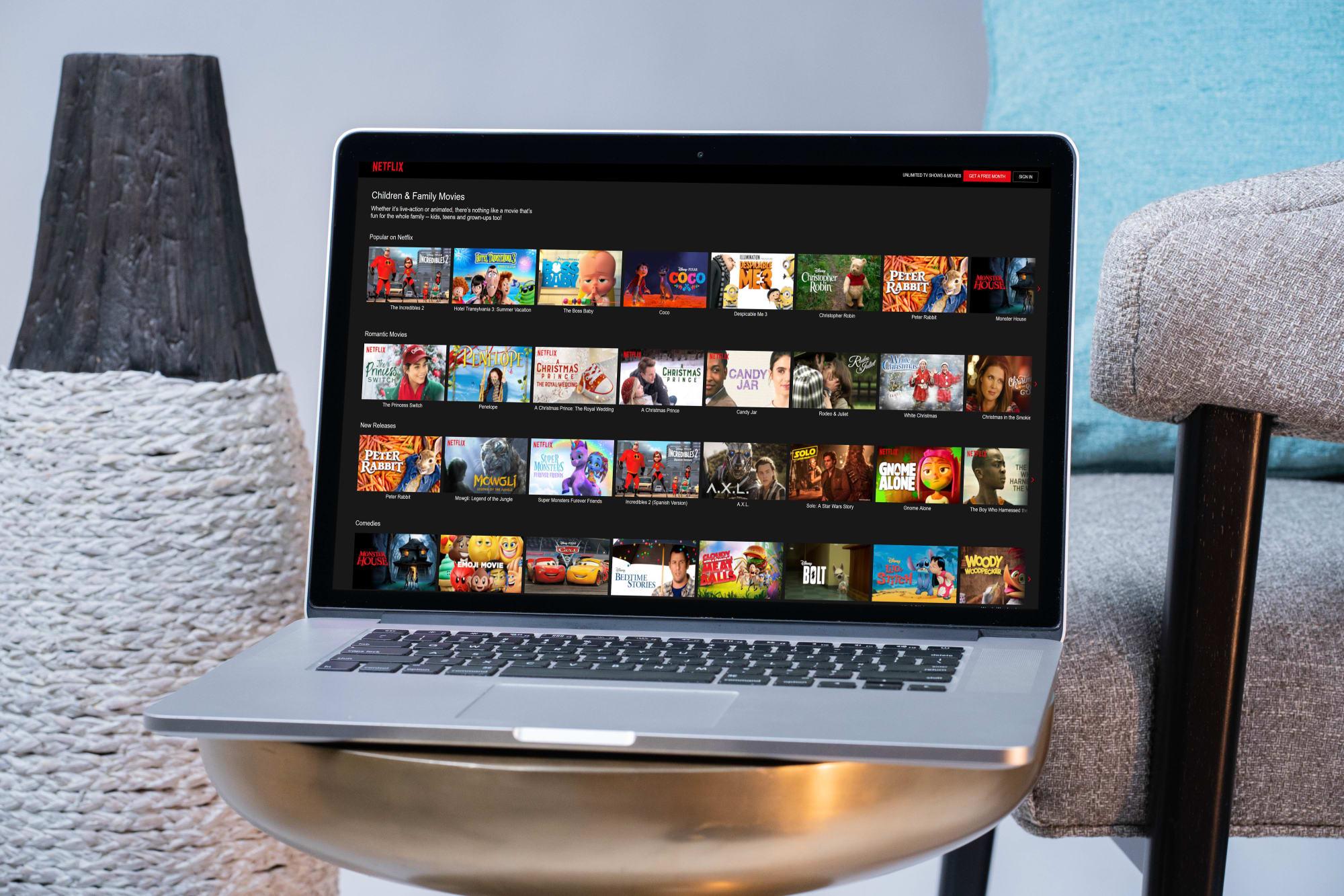 Netflix for Kids