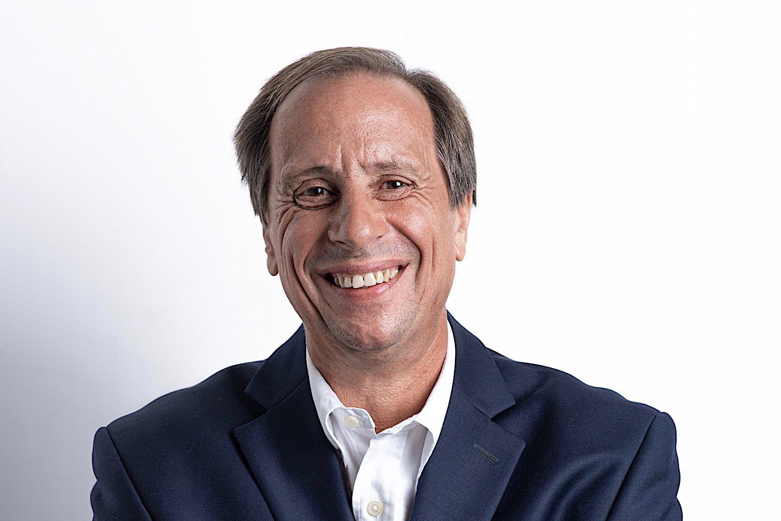 HTC CEO Yves Maitre