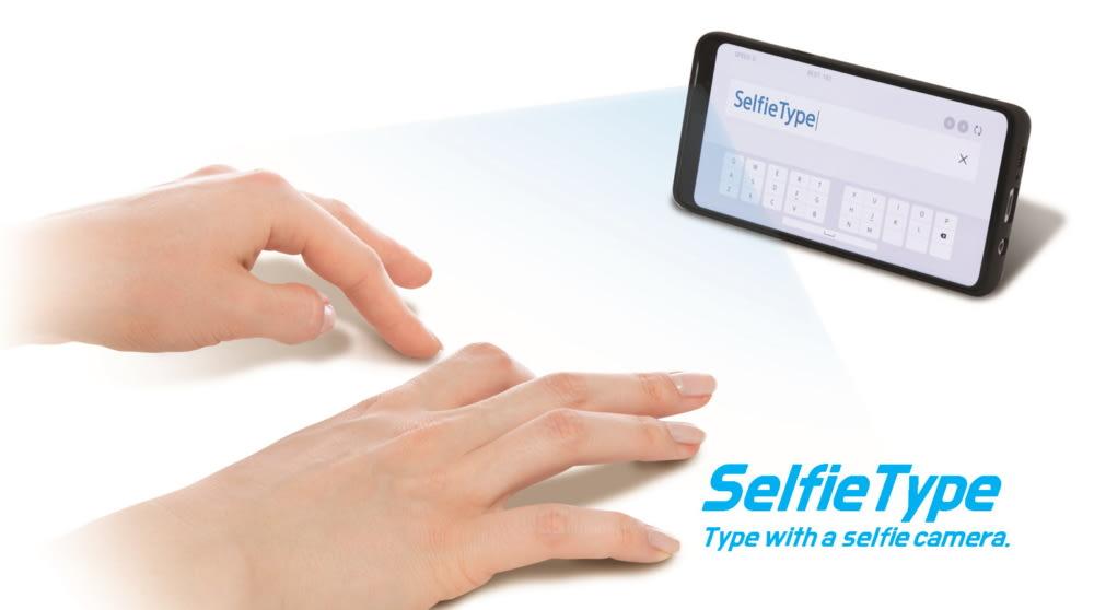 samsung c-lab inside selfietype