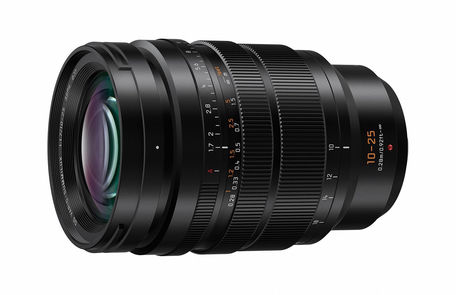 Panasonic LEICA DG VARIO-SUMMILUX 10-25mm / F1.7 ASPH.