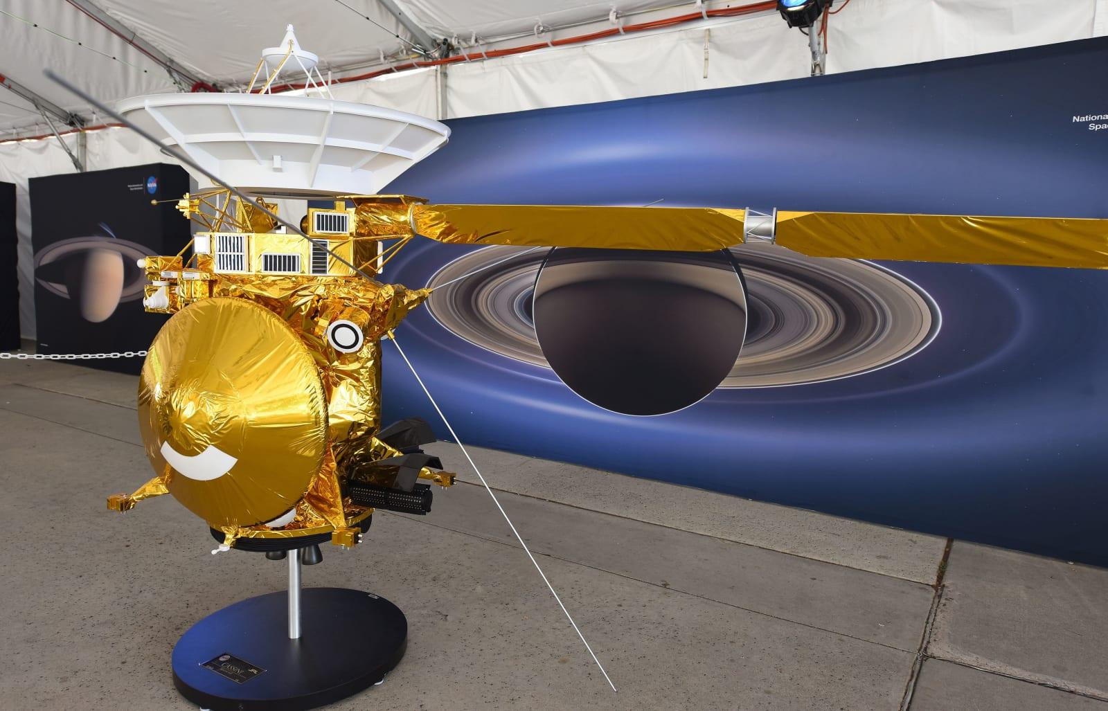US-EUROPE-SPACE-ASTRONOMY-CASSINI