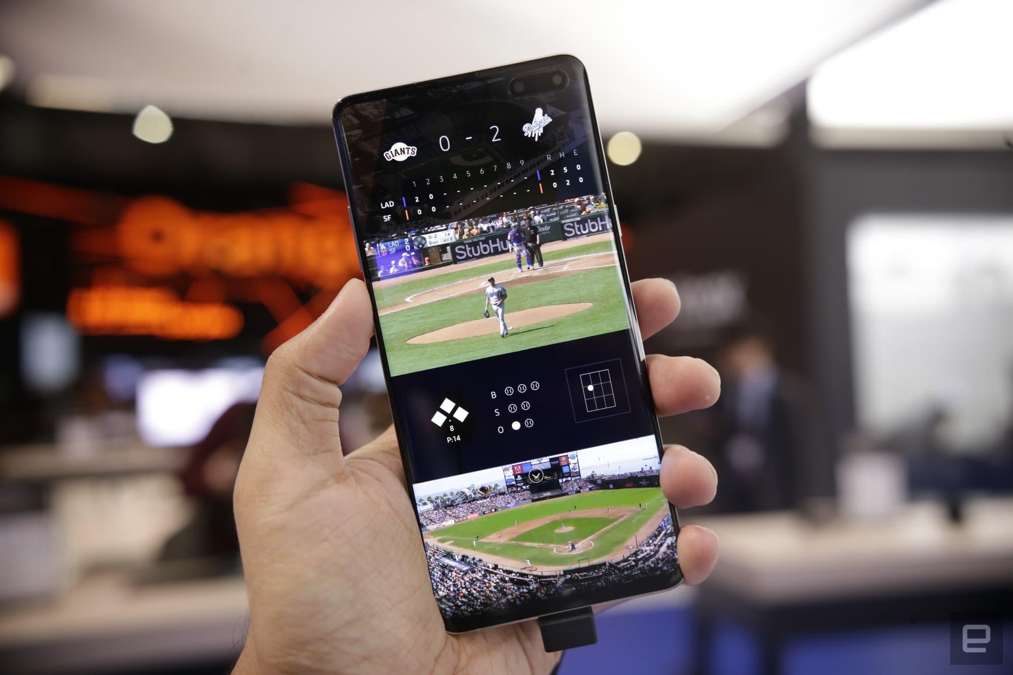Samsung Galaxy S10 5G hands-on