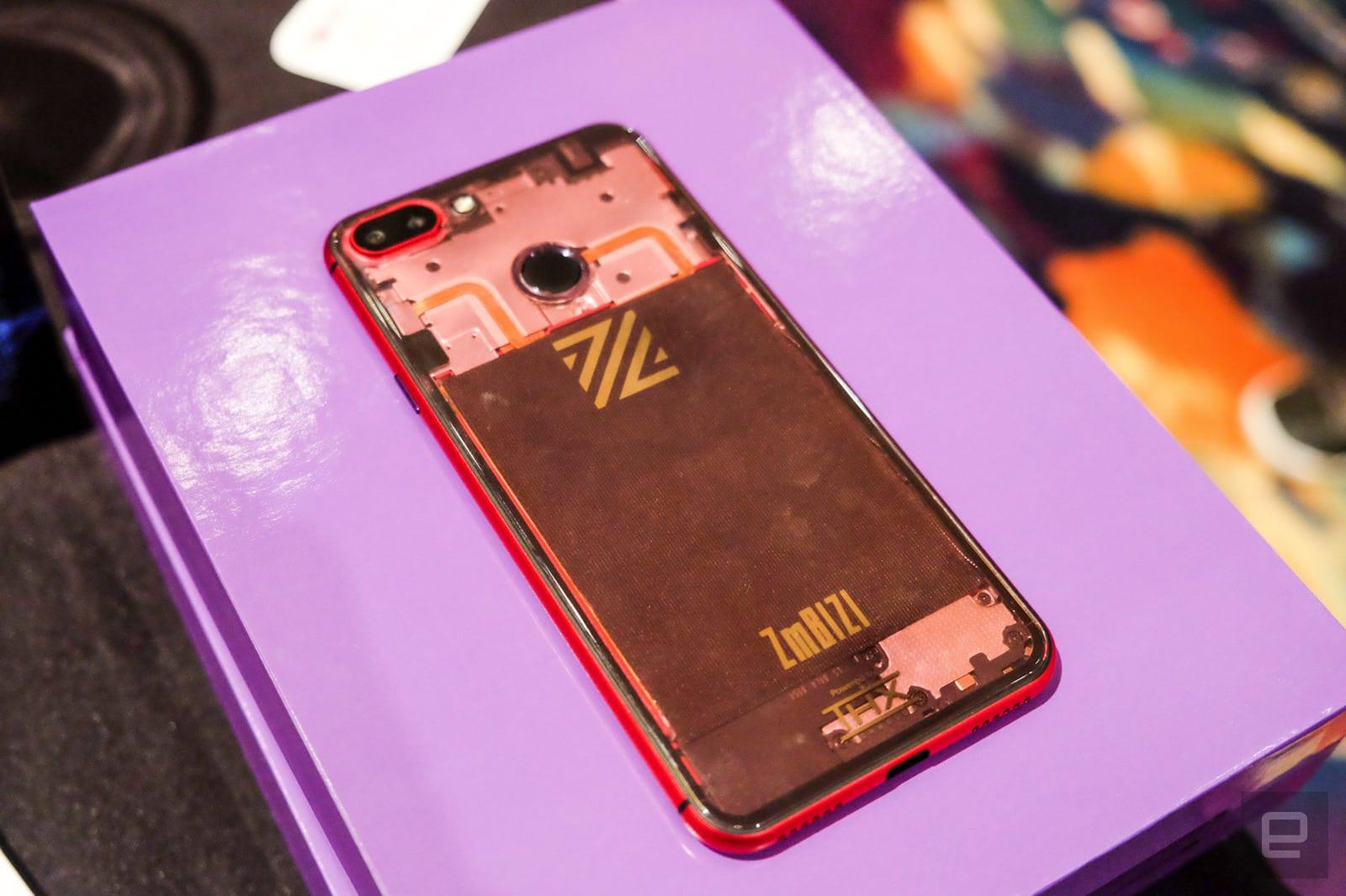 THX / ZMBIZI smartphone