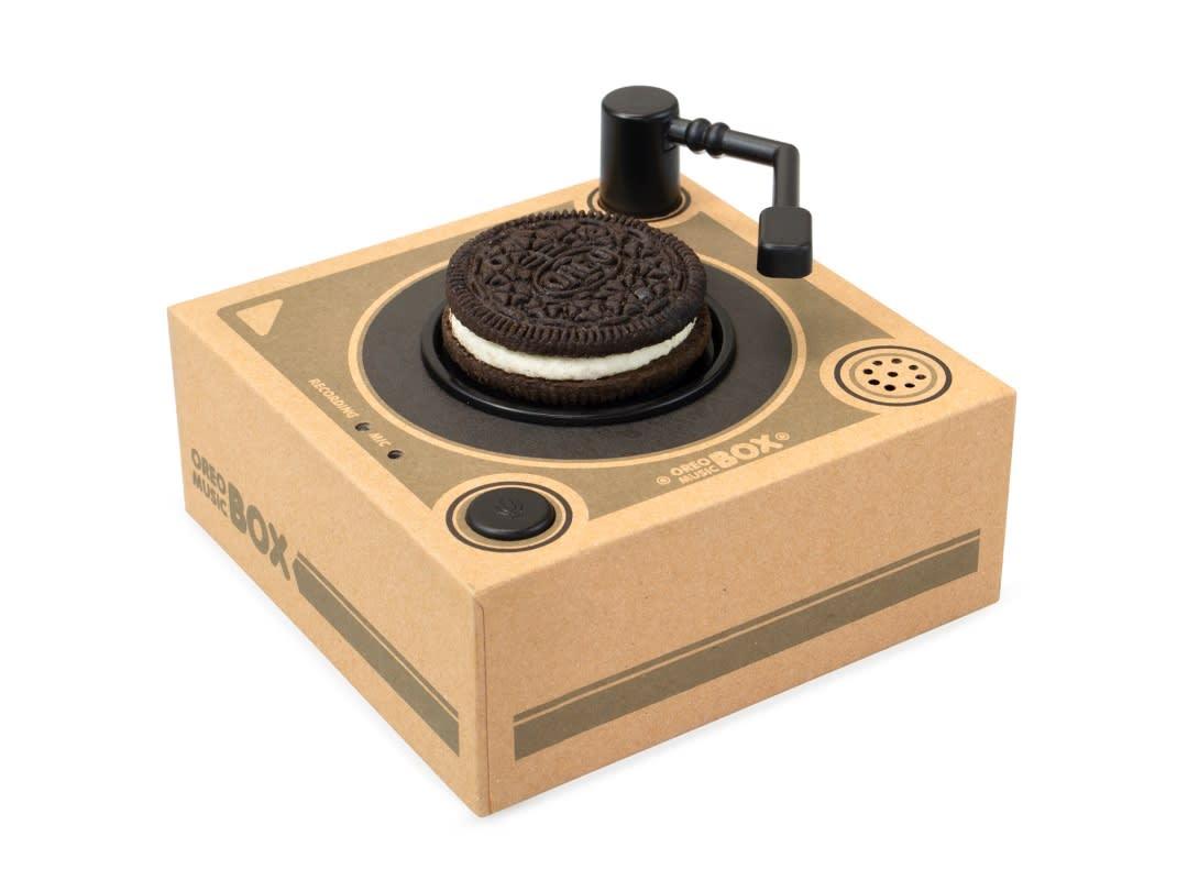 Oreo Cookies Music Player
