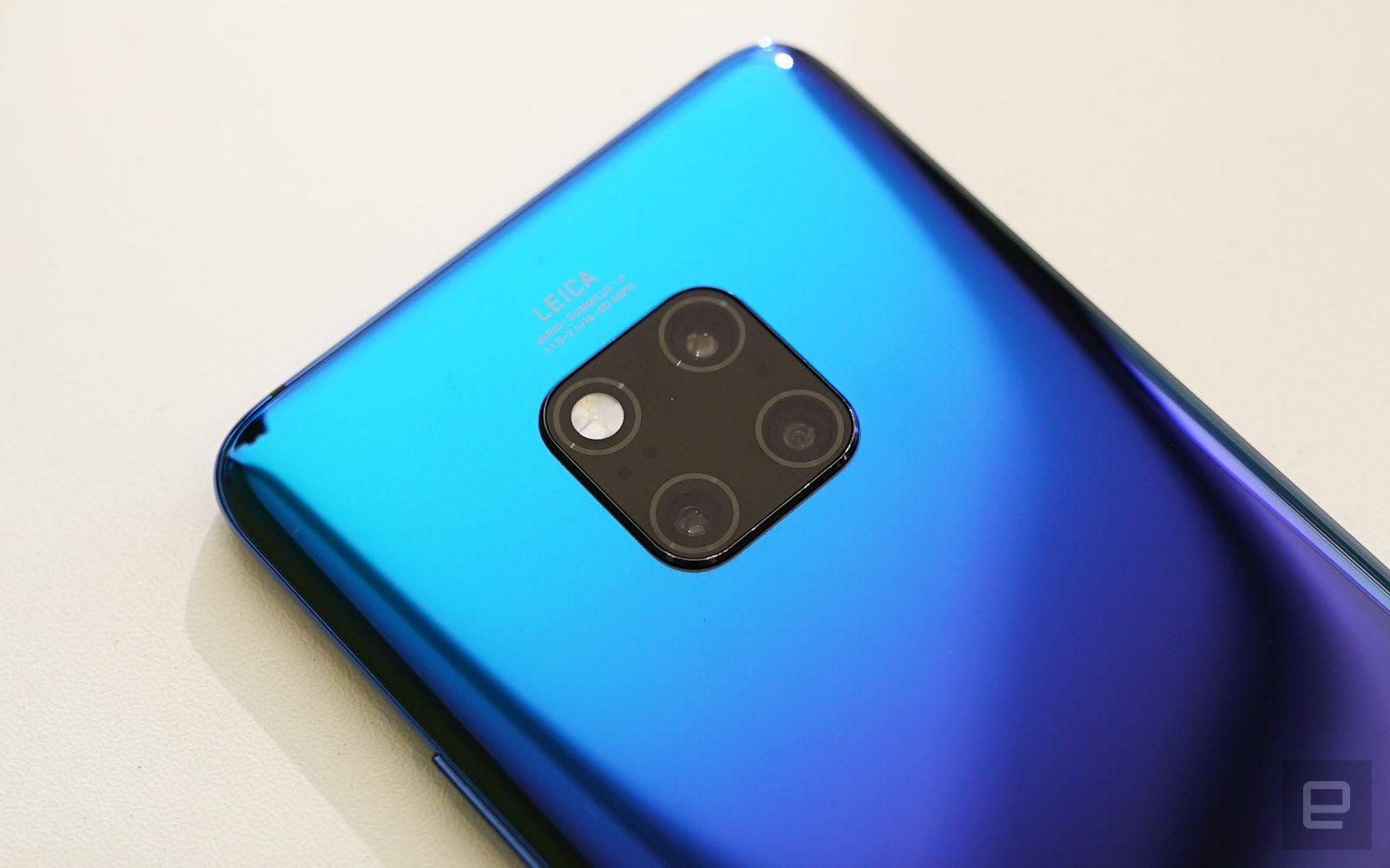 Huawei Mate 20 Pro 評測