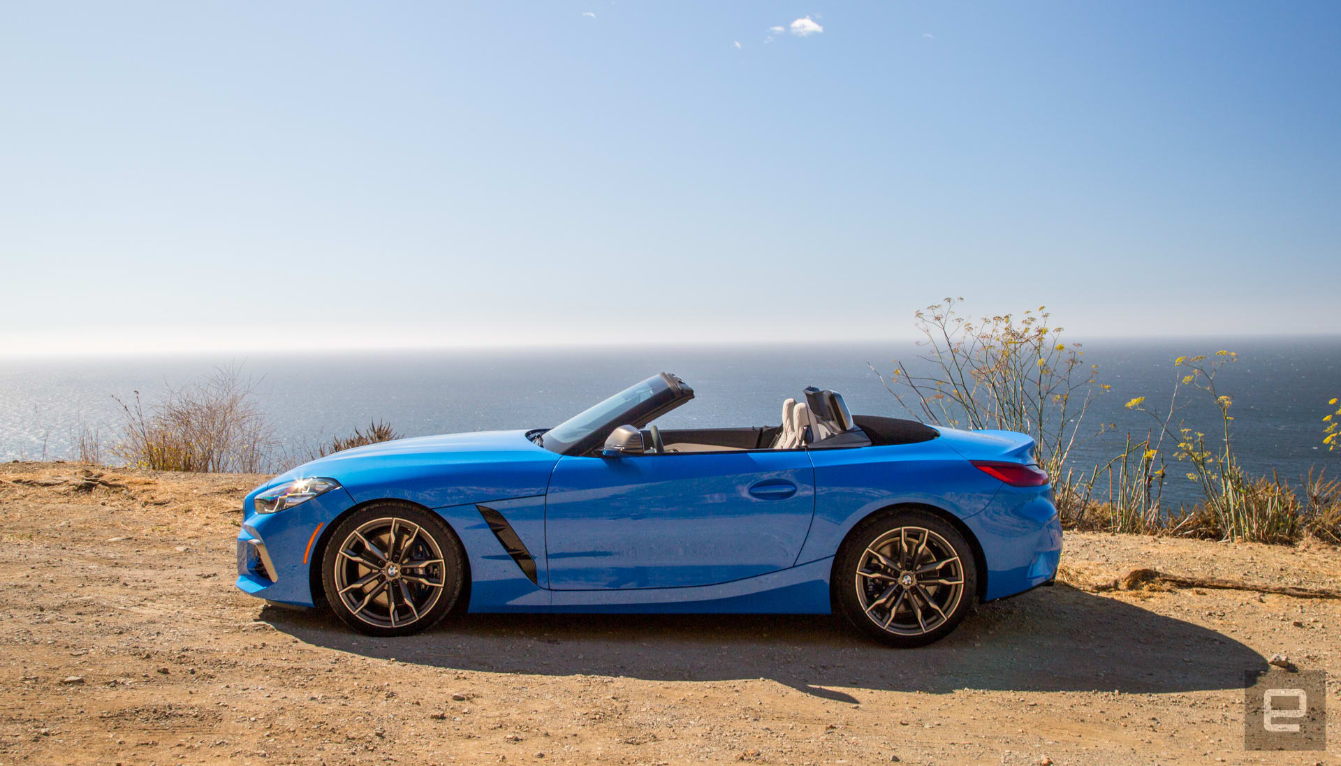 2020 BMW Z4 M40i review