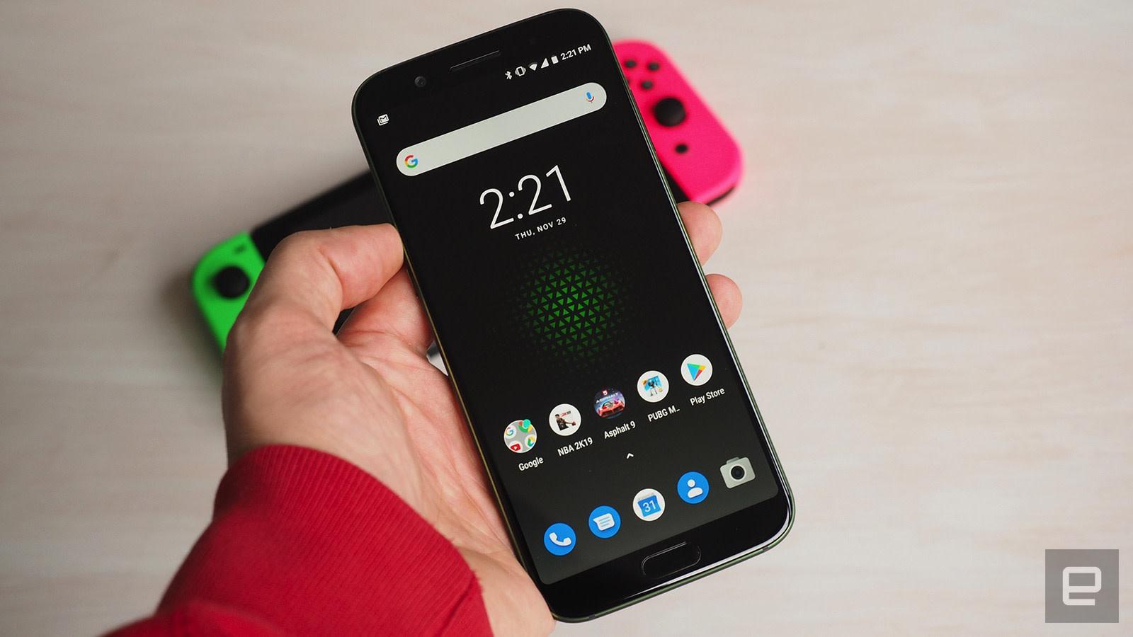 Black Shark gaming phone