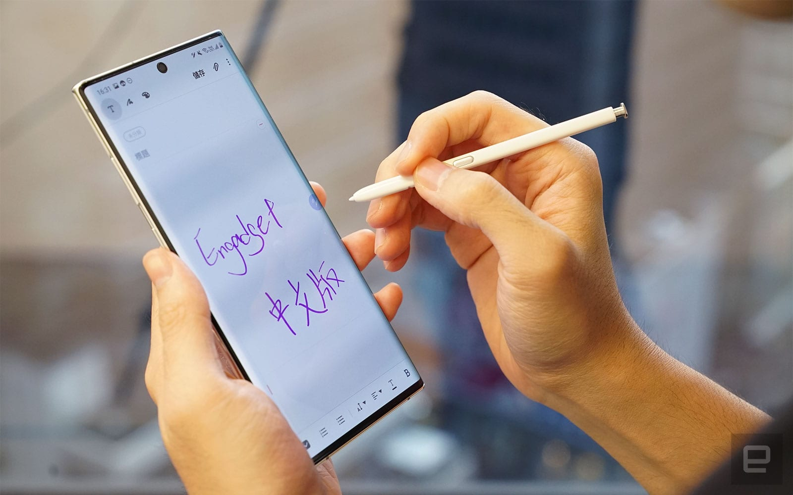 Samsung Galaxy Note 10+ 評測